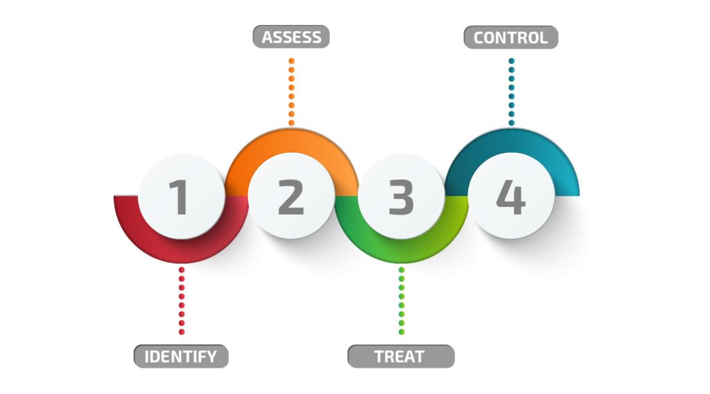 silver bullet risk - blog - risk management process