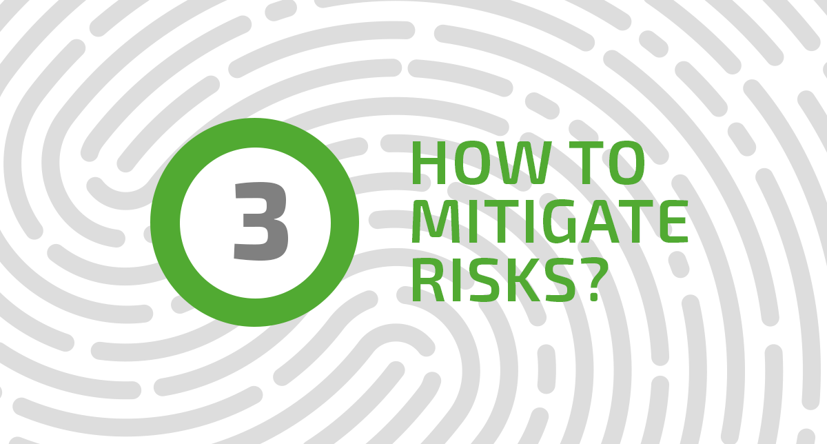 5 risk mitigation strategies and how to properly manage the risk mitigation